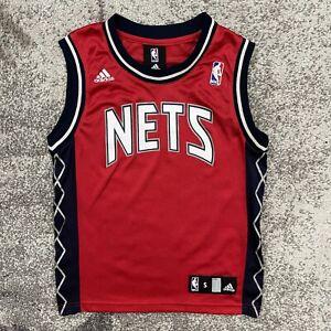 Adidas NBA New Jersey Nets Basketball Jersey Youth Small