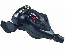 Sunrace 3 velocità ingranaggi Trigger Shifter thumbshifter MTB Bicicletta Shifters