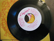 Playhour Records Songs From The Wizard of Oz on 45