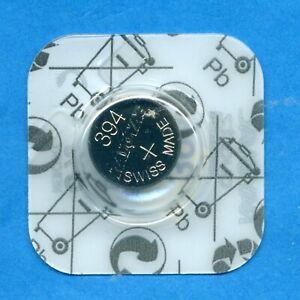 2 x 394 SR936SW V394 D394 SR45 1.55V Silver Oxide Watch Cell Batteries Rayovac