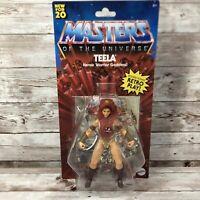 "Masters of the Universe Origins TEELA 5.5"" Action Figure MOTU He-man"
