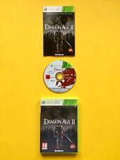 DRAGON AGE 2 II XBOX 360 OVP Box CIB Signature BIOWARE Edition EA k Live ONE Neu