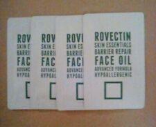 4 Rovectin Skin Essentials Barrier Repair Face Oil Sample Packets - 0.3 Oz.