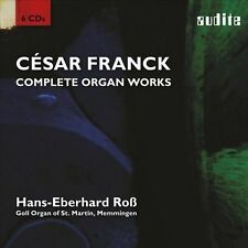 Franck: Complete Organ Works, New Music