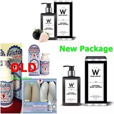 GLUTA WINK WHITE BODY LOTION Glutathione Whitening Collagen AHA Sunscreen SPF60