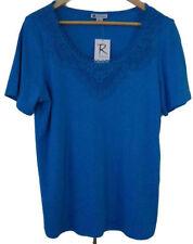 Rockmans Polyester Short Sleeve Regular Tops & Blouses for Women