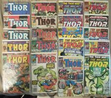 MIGHTY THOR! (HUGE 47 COMIC LOT! ) - INSTANT COLLECTION!!! Great Conditions!!