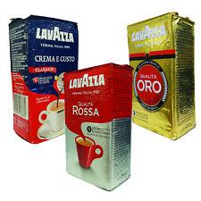 Choice of Lavazza Qualita Rossa, Qualità Oro or Crema e Gusto Classico