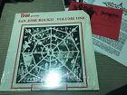"V/A SAN JOSE ROCKS VOL 1 12"" LP HEAVY METAL HARD ROCK NEW WAVE PUNK - MODERN ART"