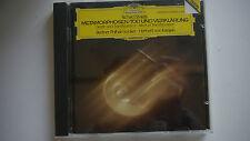 Strauss : Metamorphosen / Tod und Verklärung - Karajan - CD