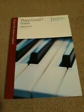 Royal Conservatory Celebration Series Piano Etudes Level 7 Book