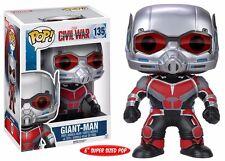 "Funko Pop! Marvel Captain America 3 Civil War - 6"" Giant Man Vinyl Action Figure"