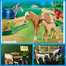 Playmobil. Chevaux