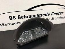Mercedes W203 C180 C200 C240 Mopf Tacho Kombiinstrument MPH Miles A2035407247