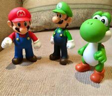 Super Mario Bros PVC Action Figure Mario Luigi Yoshi Dolls Model Toy