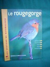 Oiseaux) Le Rouge Gorge par Georges et Mireille Olioso , 2007