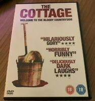 The Cottage DVD (2008) Andy Serkis, Williams (DIR) Cert 18 Free P & P