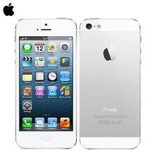 "Original Unlocked Apple iPhone 5 (16GB )4.0"" SmartPhone - iOS Silver"