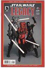 Star Wars Legacy #1 HTF 1 for 1 reprint 2010 Dark Horse Comics NM-/NM High-Grade