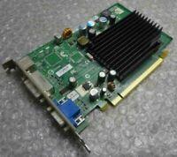 128mb Dell 0DT240 DT240 Geforce 7300 Le VGA/DVI/ TV Carte Graphique Vidéo