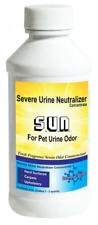SUN Pet Dog Cat Urine Stain Odor Neutralizer Remover For Carpet Floor Furniture