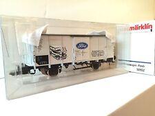 Märklin 1 Gauge 58952 Freight Car Ford with original packaging new condition