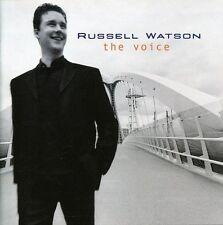 RUSSELL WATSON - THE VOICE - CD ALBUM (2000) 14 TRACKS: NESSUN DORMA! ETC