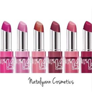Maybelline Super Stay 14 Hour Lipstick NEW & SEALED SELECT SHADE free P&P
