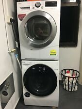 LG WASHING MACHINE AND DRYER