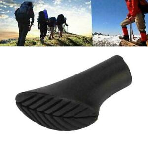 Trekking Pole Tips Replacement Durable Walking Sticks Protector J9X2 Rubber K1P8