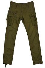 Jack & Jones für Männer / Kinder Anti Passform Hose Größe 29/32 Zip Fly Original