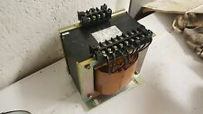 Tokai Electric Transformer, 1.446 KVA, E2564-529-552, 220V to 100-30-47-15V Used