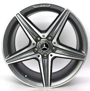 18Zoll Original Mercedes Clase E W213 S213 C238 AMG Alufelge A2134011800 VA / Ha