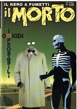 Fumetto Noir IL MORTO n.19