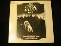 Gregg Allman The Gregg Allman Tour  1st Pressing LP Capricorn 2C-0141 1974 VG+