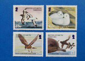 British Antarctic Territory Stamps, Scott 345-348 MNH