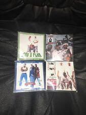 Lot of 4 DJ Whoo Kid 50 Cent G-Unit NYC Hip Hop Mixtape MIX CD Mixtapes