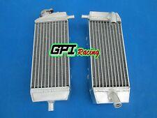 aluminum  radiator for Suzuki RM-Z250/RMZ250 2004 2005 2006