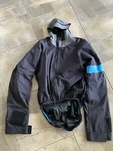 Rapha Extreme Rain Winter Jacket Team Sky Issued Froome Wiggins