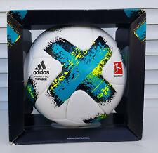 neu adidas matchball torfabrik bundesliga 2017 football ballon spielball pallone