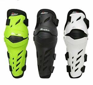 Motorcycle Knee Protector Motosport Knee Protect Bike Gear Protector Guards Kit