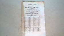 ANCIEN FASCICULE PANORAMA PITTORESQUE DE LA FRANCE - NIEVRE *