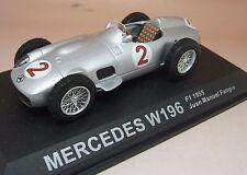 ALTAYA MERCEDES W196 F1 JM. FANGIO 1955 1/43 ETAT NEUF D'ORIGINE