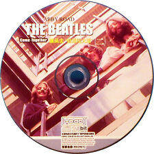 The Beatles: Abbey Road [Come Together] ISRC CN-016-02-347-00/A.J6 (CD Import)