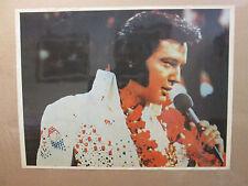Vintage Elvis Presley original singer artist poster 9759