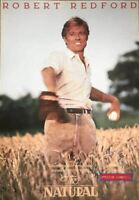 Robert Redford The Natural Movie Poster 24 x 34