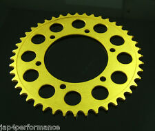 Yamaha R3 R25 TYGA CNC gold rear sprocket 44T
