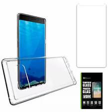 ✅ Iguard - Verre de Protection 9H + Étui TPU pour Samsung Galaxy Note 8 N950