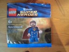 Jor-El Superman Polybag Hero - Lego 5001623 - Sealed Box- 5 Pieces - Retired