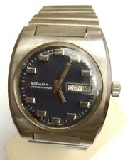 Rodania world star 25 jewels,  Automatic...